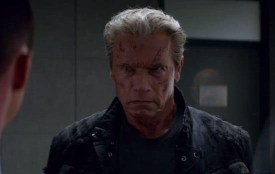 Terminator Genisys Arnold Schwarzenegger Still Photo