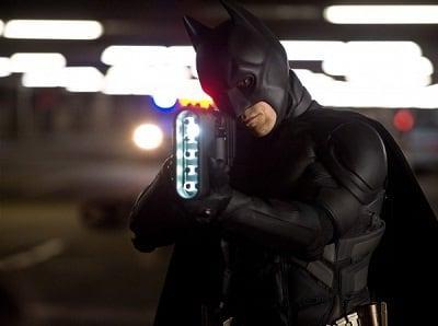 The Dark Knight Rises Star Christian Bale