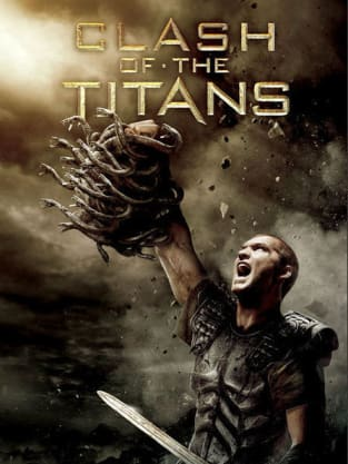 Clash of the Titans Perseus Poster