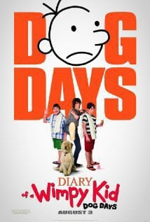 Diary of a Wimpy Kid: Dog Days Poster