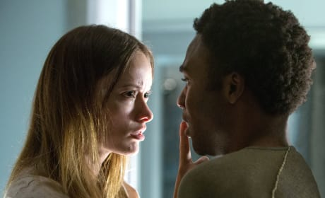 The Lazarus Effect Olivia Wilde Donald Glover
