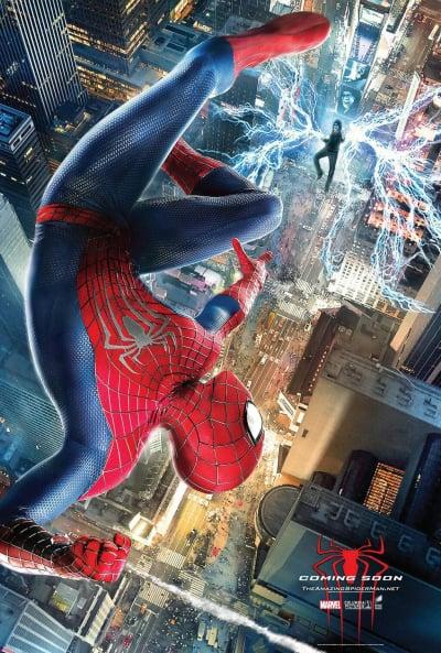 The Amazing Spider-Man 2 International Poster