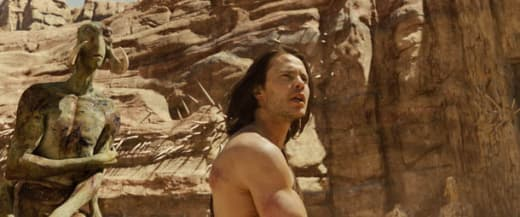 Taylor Kitsch Stars in John Carter