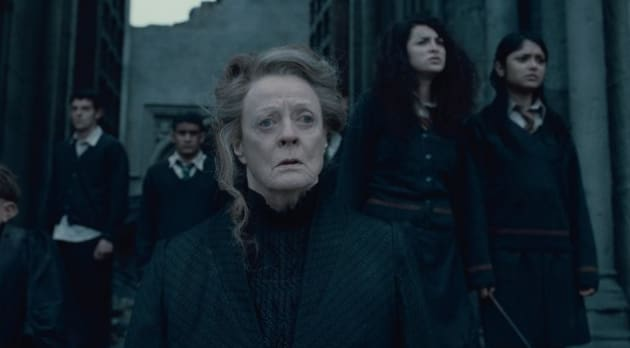 Professor McGonagall Returns