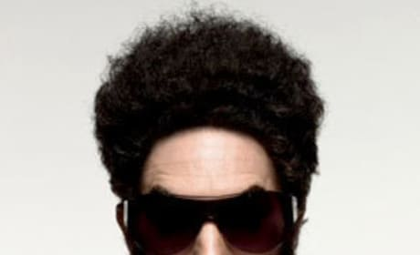 Sasha Baron Cohen as The Dictator