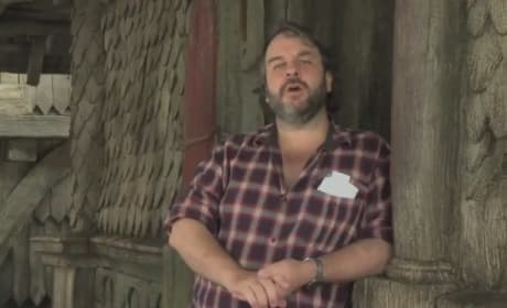 Peter Jackson's The Hobbit Set Video