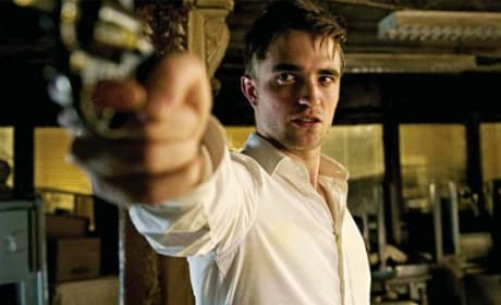 Cosmopolis Robert Pattinson