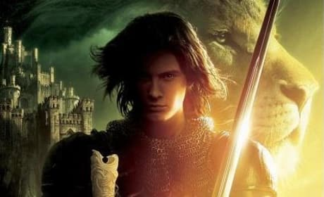 New on DVD: The Chronicles of Narnia: Prince Caspian, Wanted, Step Brothers, The X-Files: I Want to Believe