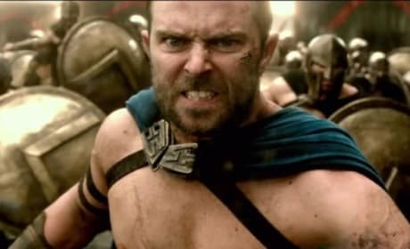 300 Rise of an Empire Trailer: Only the Gods Can Defeat the Greeks