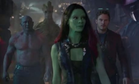 Guardians of the Galaxy Trailer: Rocket Raccoon Speaks!