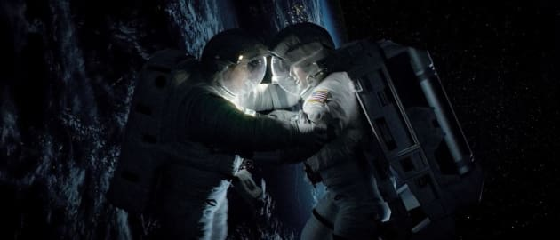 Best Director: Alfonso Cuaron, Gravity