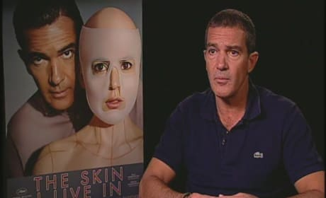 The Skin I Live In Exclusive: Antonio Banderas' Doctor is In