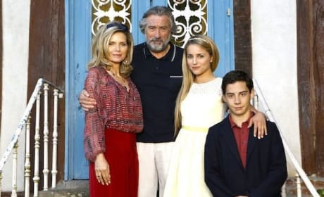 The Family Robert De Niro Michelle Pfeiffer Dianna Agron