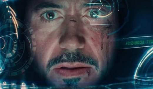 Iron Man 3 Star Robert Downey Jr.