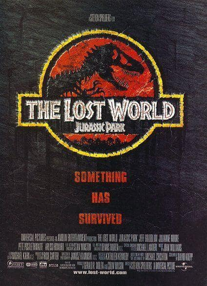 Lost World: Jurassic Park Movie Poster