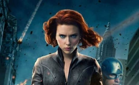 Scarlett Johansson Stars as Black Widow