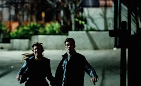 The Purge Anarchy Zach Gilford Kiele Sanchez
