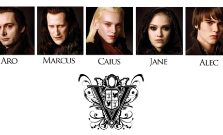 New Moon First Look: The Volturi