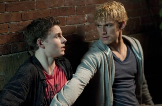 Alex Pettyfer and Callan McAuliffe Star in I Am Number Four