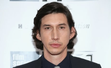 Star Wars Episode VII: Adam Driver Looks Like Our Main Villain!
