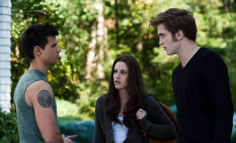 New Photos from Twilight Saga: Eclipse Released!