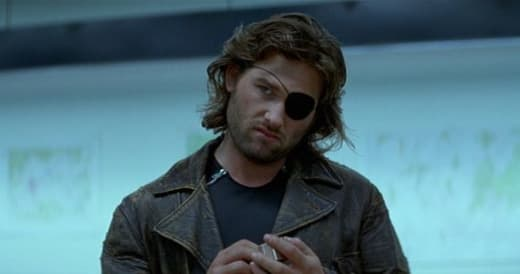 Escape from New York Stars Kurt Russell