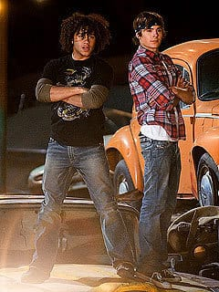 Chad and Troy