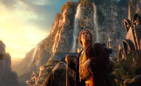The Hobbit TV Spot: First Look at Smaug