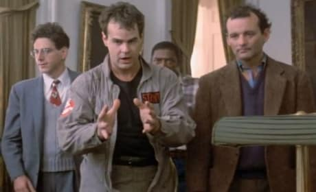 Ghostbusters 30th Anniversary Re-Release Trailer: It's Biblical!