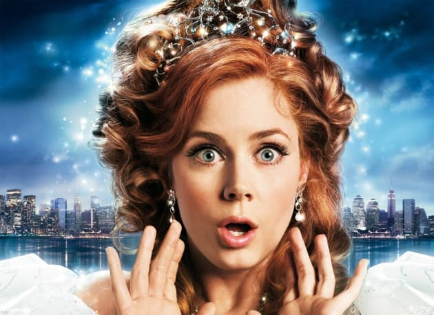 Enchanted Star Amy Adams