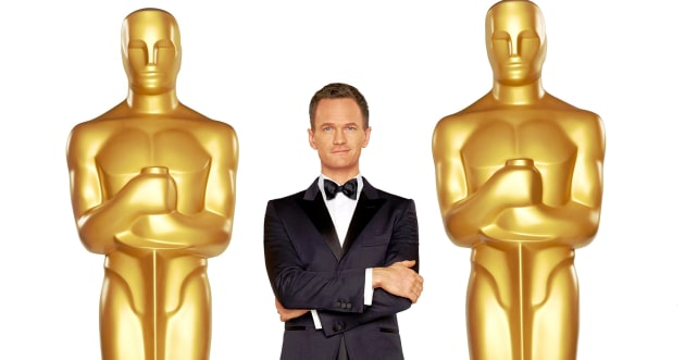 Neil Patrick Harris Oscar Promo Photo