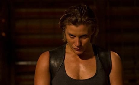Riddick: First Photo of Katee Sackhoff