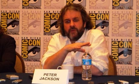 The Hobbit Interview: Peter Jackson Not Done with Middle Earth?