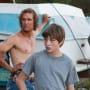 Tye Sheridan Matthew McConaughey Mud