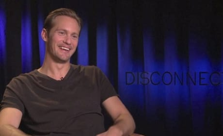 Fifty Shades of Grey Casting: Alexander Skarsgard Takes the Lead