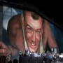 Die Hard Mural at 20th Century Fox