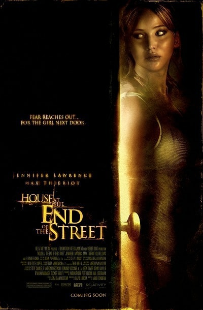 The House at the End of the Street Poster 2