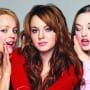 Mean Girls Rachel McAdams Lindsay Lohan Amanda Seyfried