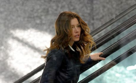 Jessica Biel A-Team first look 2