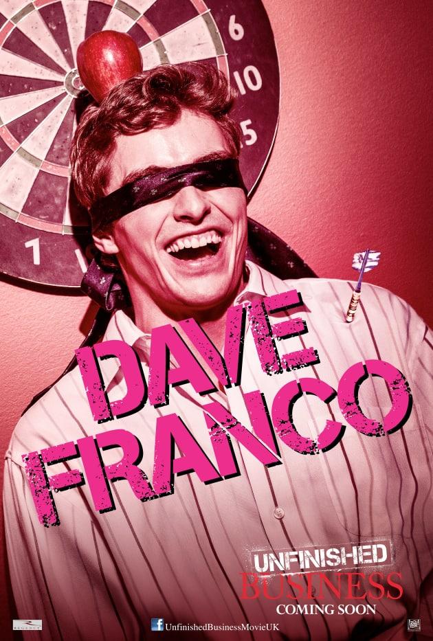 Unfinished Business Dave Franco Poster