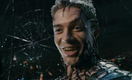 Topher Grace as Venom