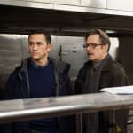 John Blake and James Gordon Dark Knight Rises