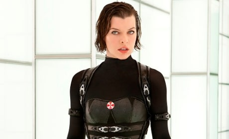 Resident Evil Retribution Review: Alice Attacks