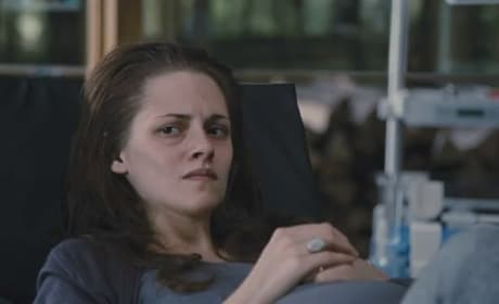 An Epic Threat in New Twilight Saga: Breaking Dawn Part 1 TV Spot