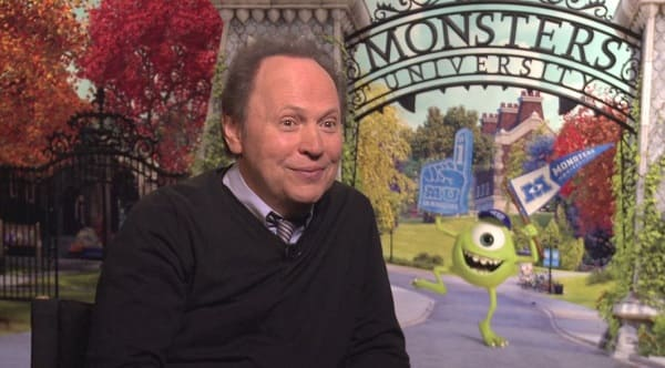 Billy Crystal Interview Picture
