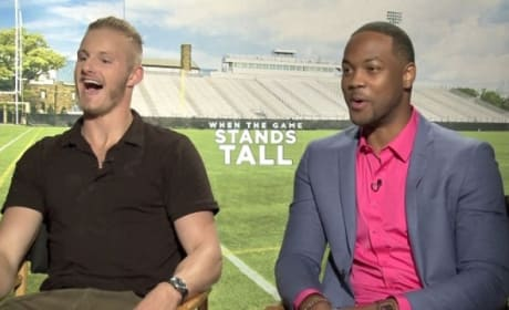 When the Game Stands Tall Exclusive: Cast Reveals Favorite Football Movie!