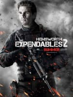 The Expendables 2 Character Poster: Hemsworth