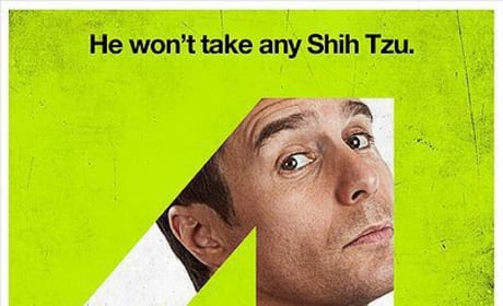 Sam Rockwell Seven Psychopaths Character Poster