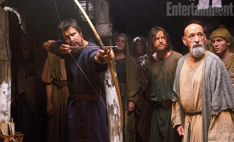 Exodus: Gods and Kings Christian Bale Ben Kingsley