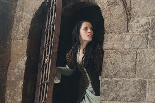 Snow White and the Huntsman: Kristen Stewart